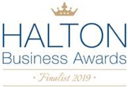 Halton Business Awards - Finalist 2019