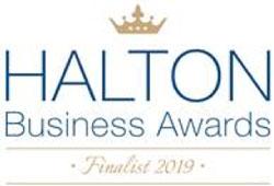 Halton Business Awards - Finalist 2019