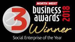 e3 Business Awards - Winner 2018